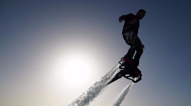 Flyboarding Adventure in Cabo