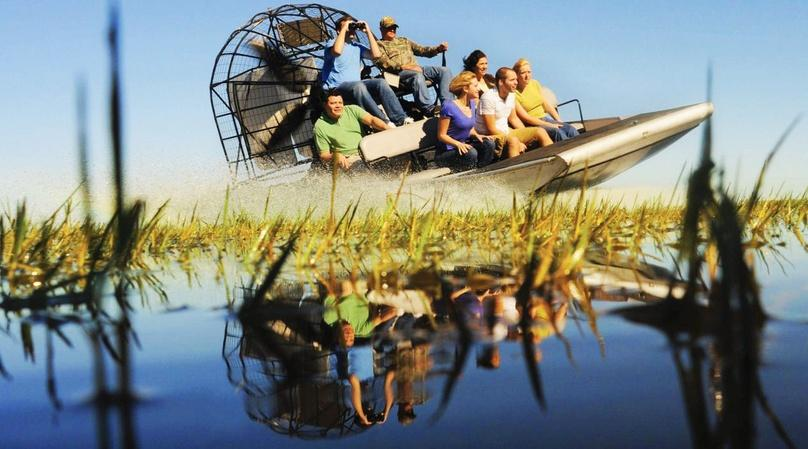 Afternoon Everglades Tour, Airboat Ride & Gator Show