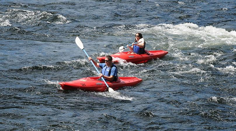 Delaware River Kayak & Winery Tour