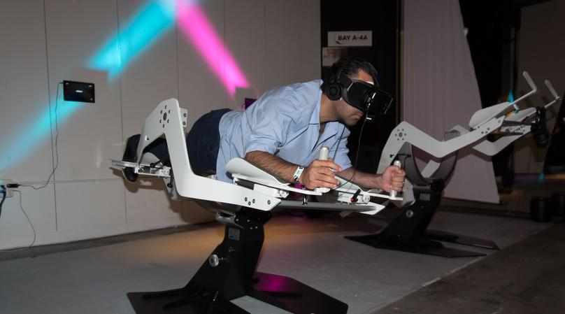 VR World Admission in New York City