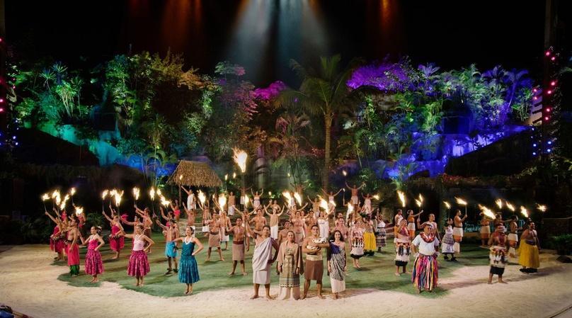 Polynesian Ambassador Luau Package