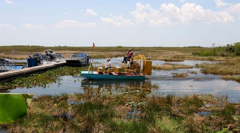 Private Three-Hour Everglades Airboat Tour