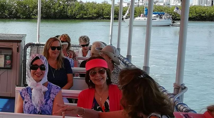 Downtown Clearwater Ferry Pick-up
