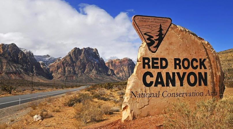 Red Rock Canyon Tour in Las Vegas