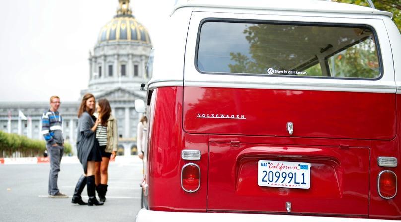 Top-Sights Tour of San Francisco