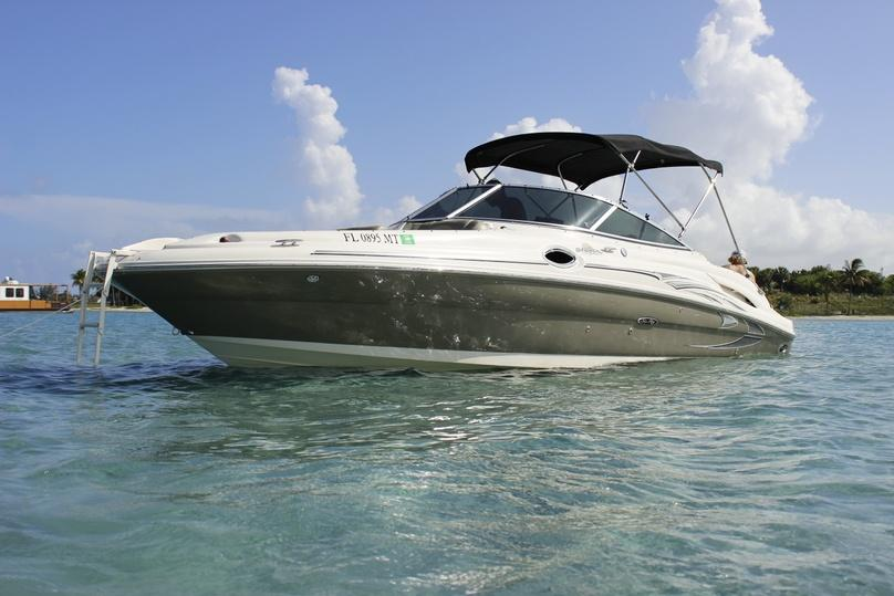 Three-Hour Private Boat Charter in Palm Beach