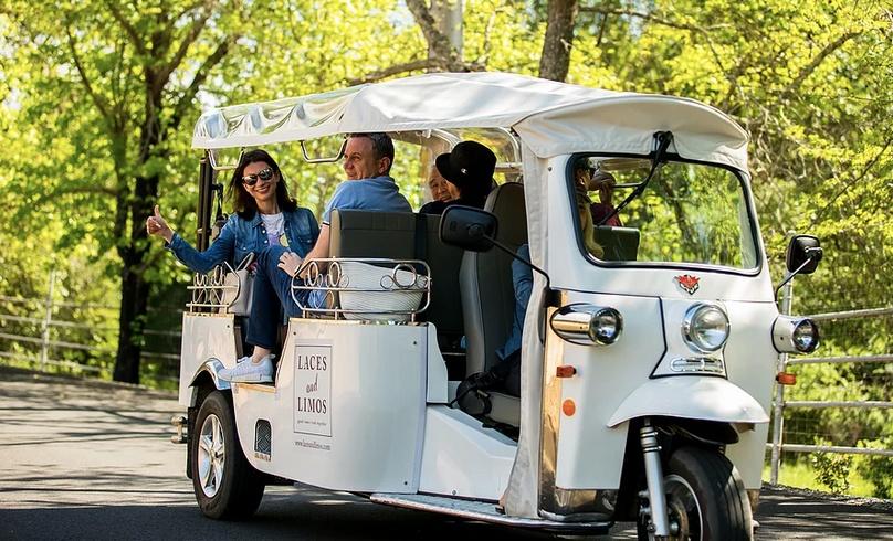 Custom Napa Valley Wine Tour