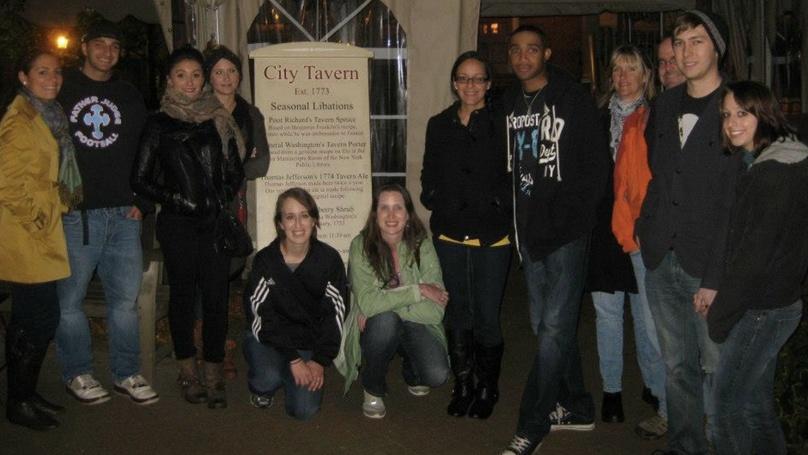 Philadelphia Oktoberfest Halloween & Tavern Tour