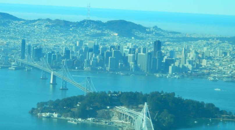 San Francisco Bay Area Flight Tour