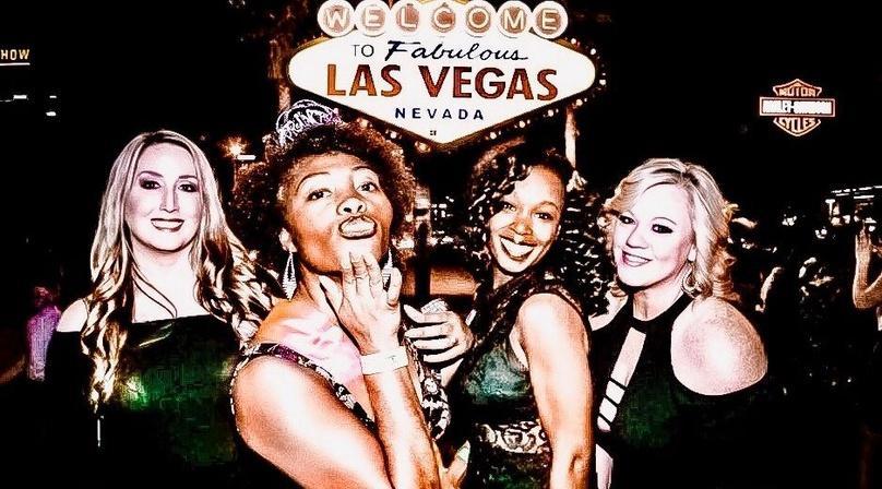 Las Vegas All-in Party Tour