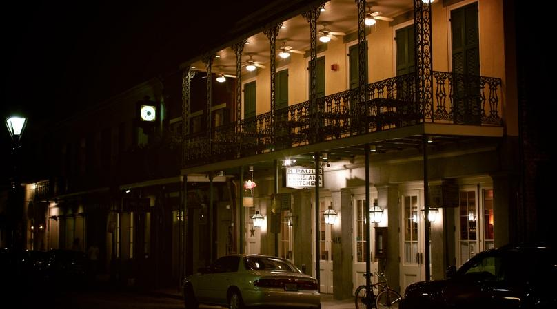 Two-Hour New Orleans Nighttime Ghost Tour