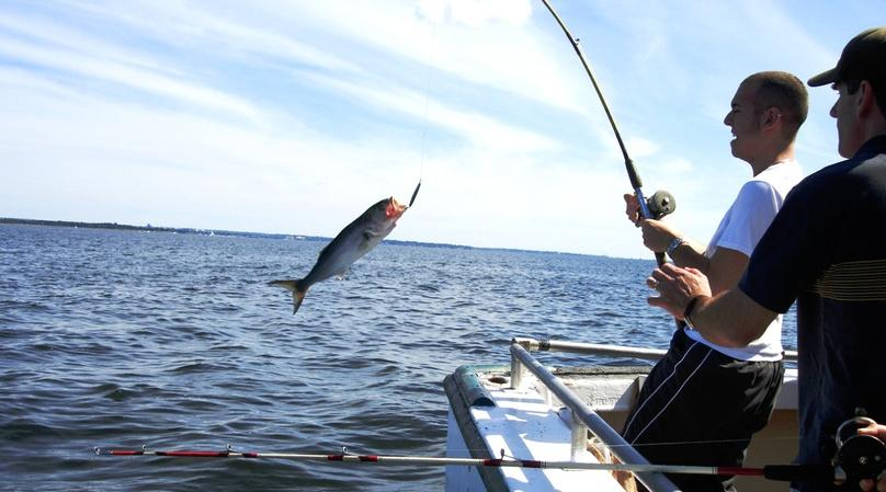 5-Hour Private Fishing Charter