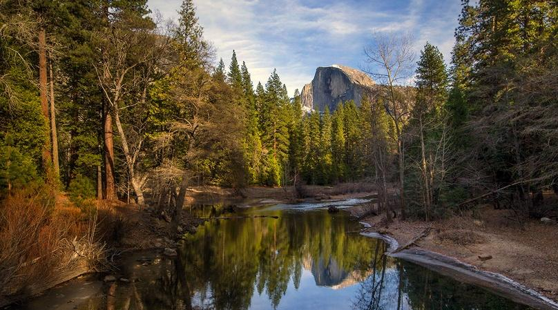 Four-Day Tour Through Yosemite & Tahoe