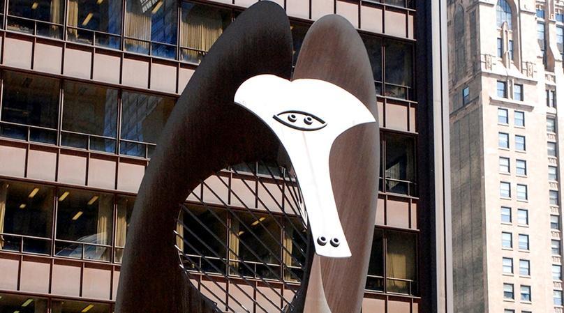 Private Chicago Loop Sculpture Tour
