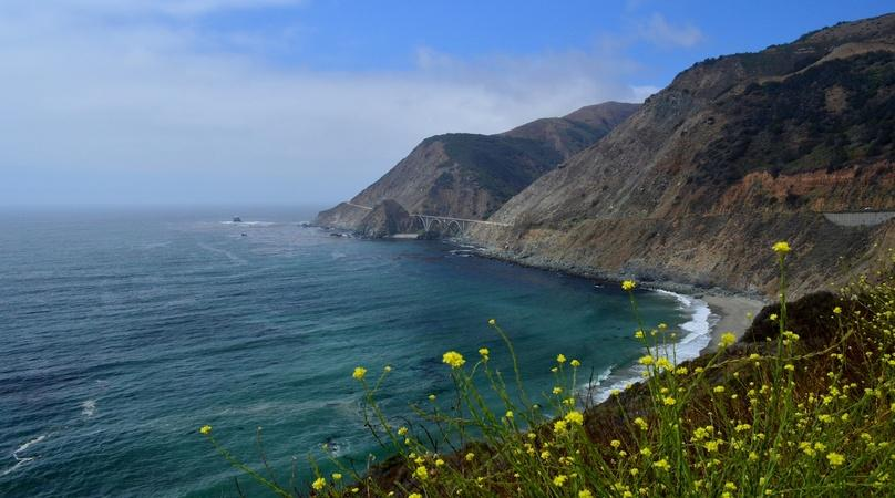 Pacific Bluffs Cliff Walk in Todos Santos
