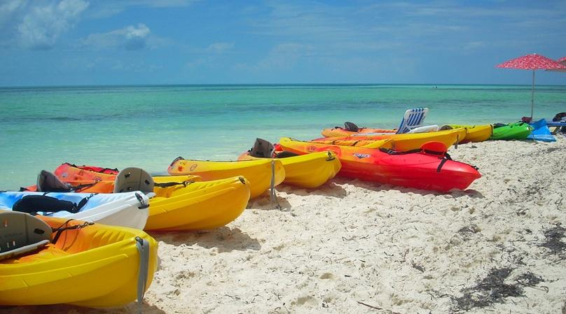 Two Hour Rental (Kayaks and Paddleboards)