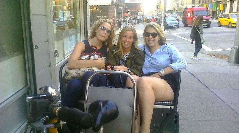 Midtown Pedicab Tour