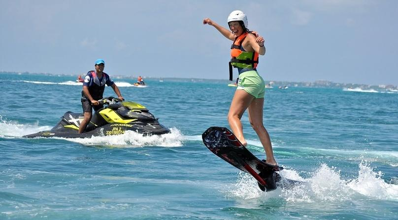 Hoverboard Adventure Cancun