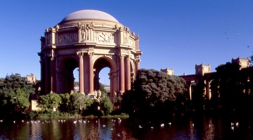 San Francisco Holiday Lights Tour