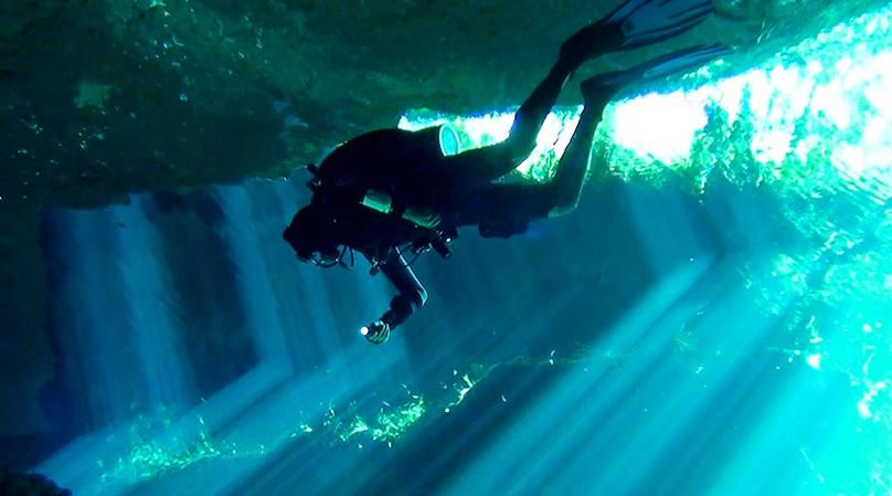 Nitrox Scuba Diving Class in Tarpon Springs