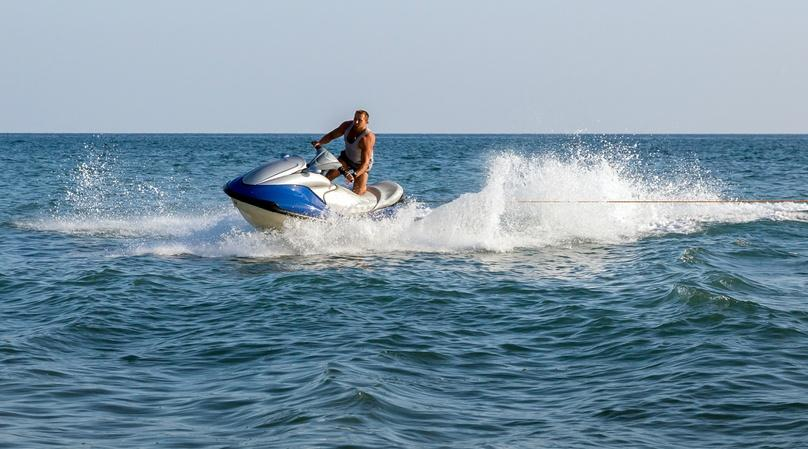 One-Hour Personal Watercraft Rental in Riviera Beach