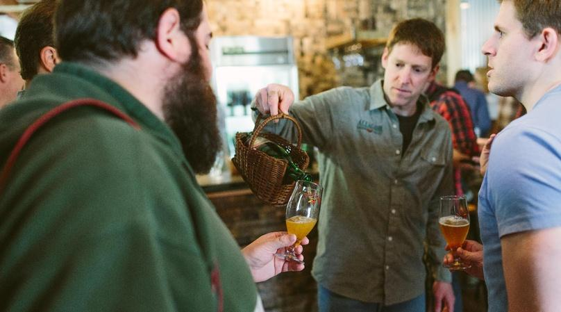 Hendersonville Beer Tour to Sierra Nevada & Bold Rock