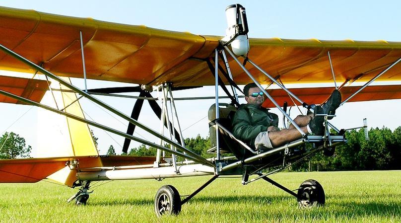 Orlando Tandem Discovery Glider Flight