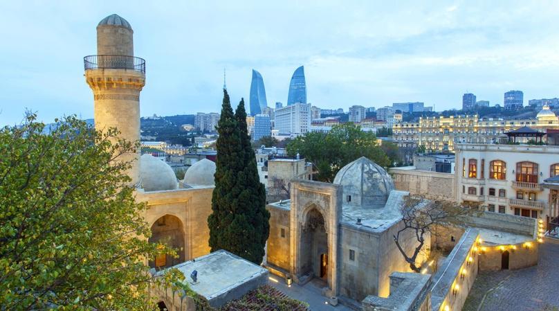Group Baku City Tour