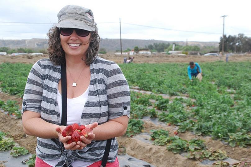 Organic Farm Tour & Tasting in San Diego