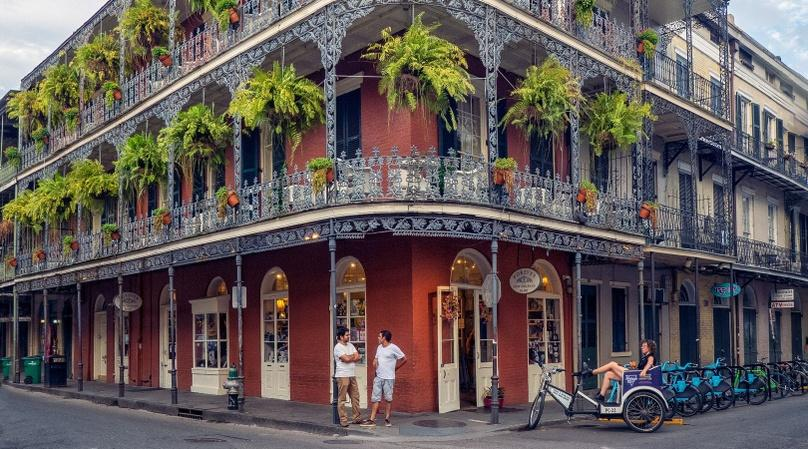 Private City Tour of New Orleans