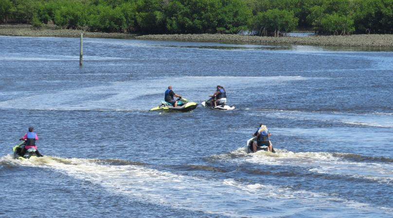 1-Hour Sea Doo Tour (Up to Two Passengers)