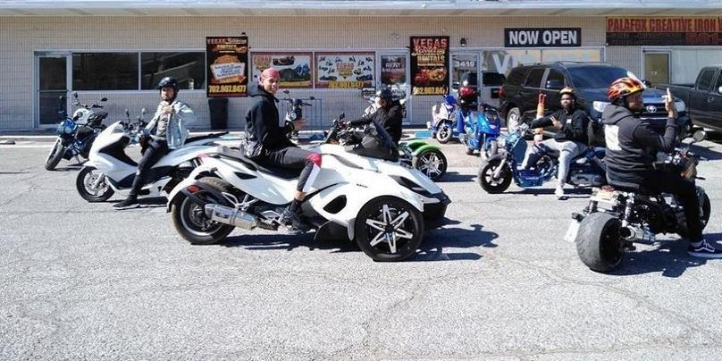 3-Hour Icebear 100cc Trike Rental in Las Vegas