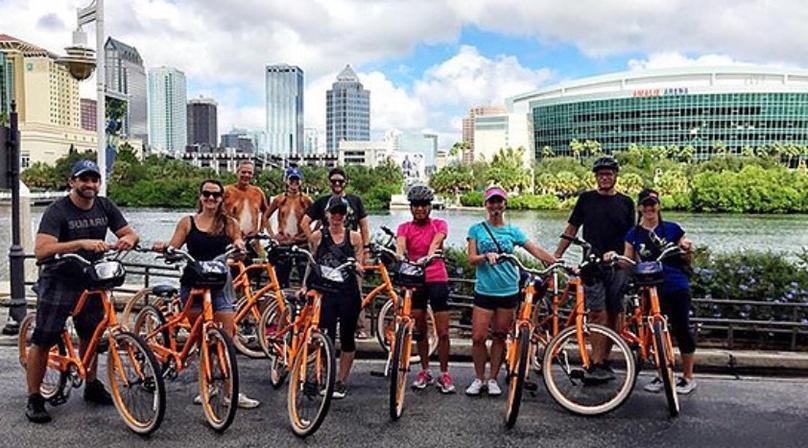 City Showcase Bike Tour in Tampa Bay