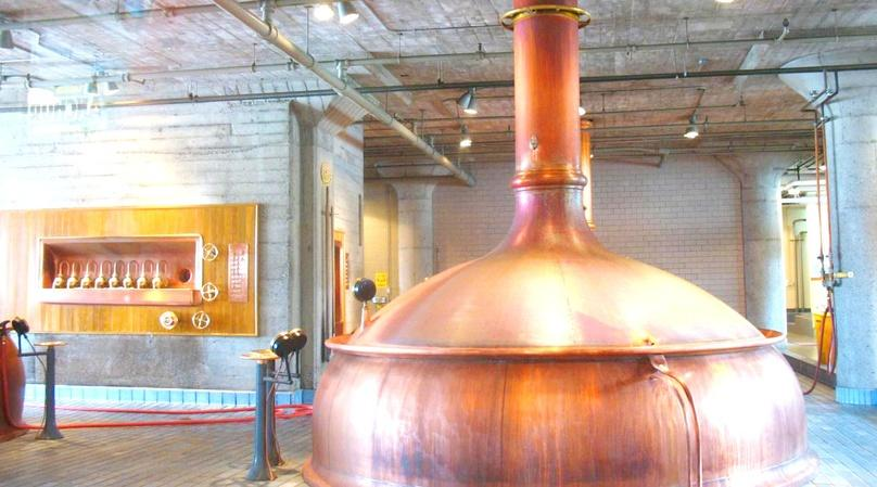 Banger Brewing Tasting and Tour