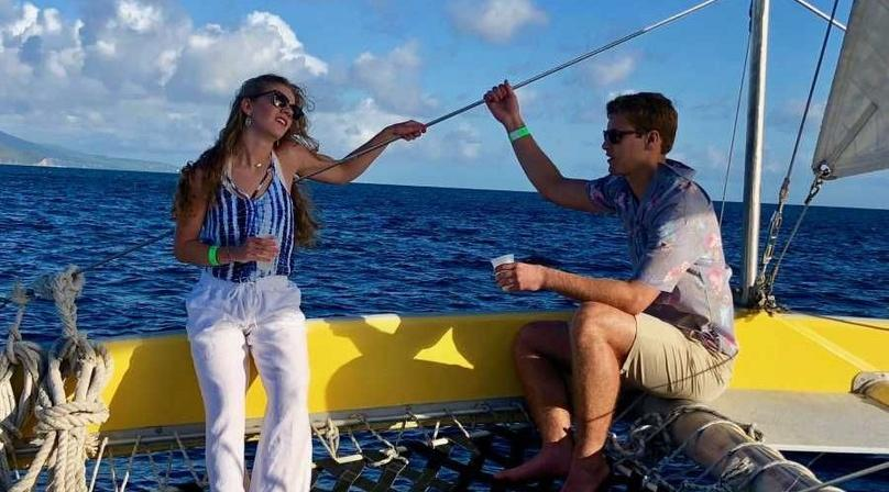 St. Kitts Sailing Adventure & Dining Experience