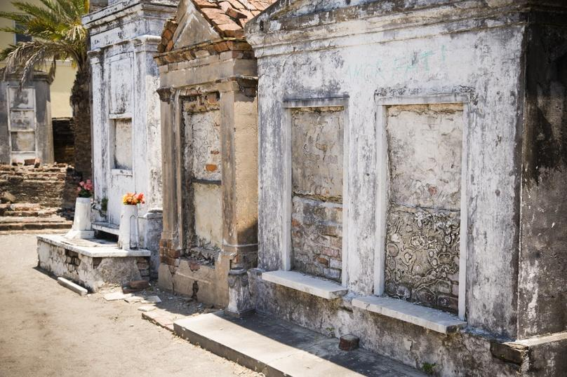 Guided Cemetery History Tour in New Orleans