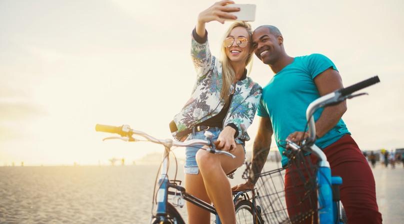 Sunset Cruising Bike Tour on Tybee Island