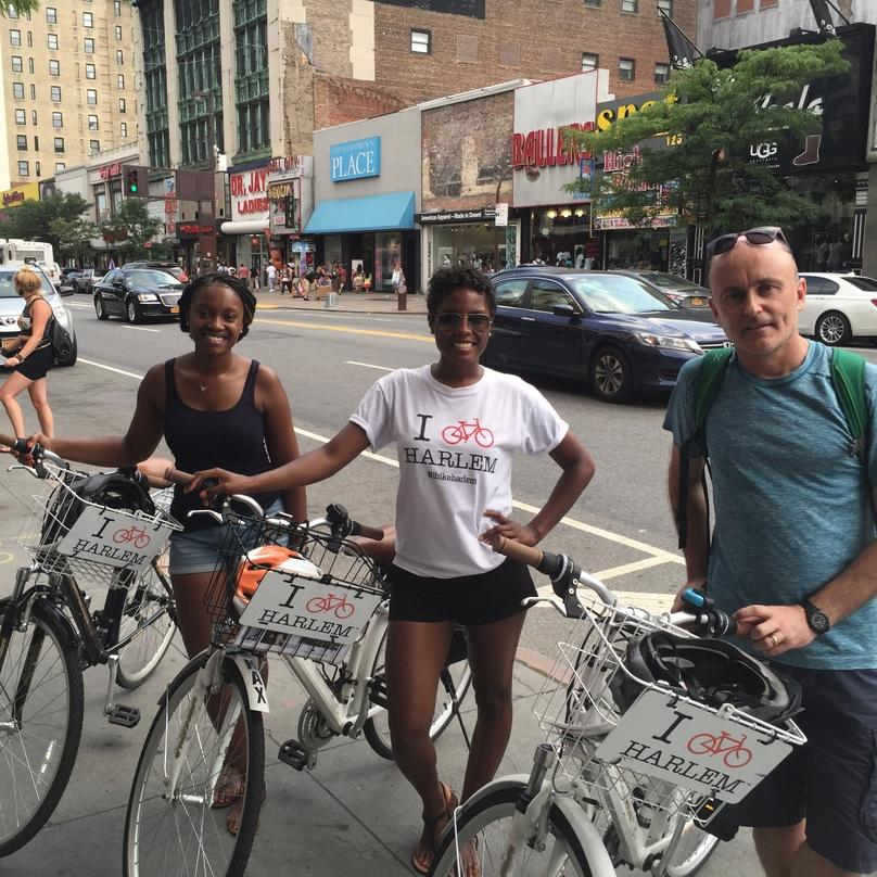Experience Harlem Bike Tour