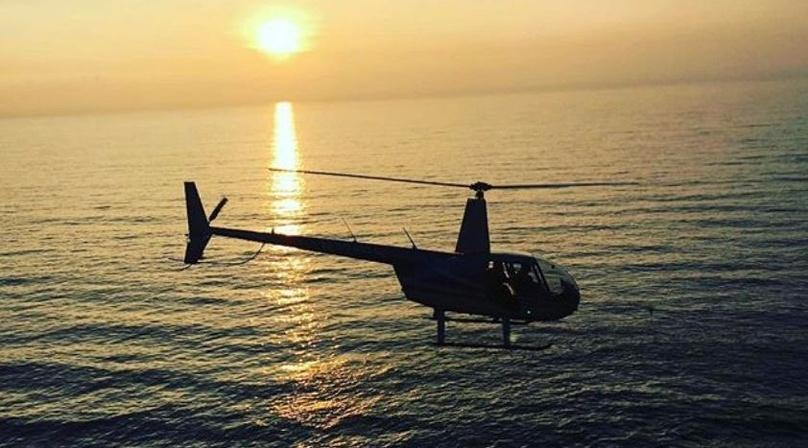 45-Minute Palos Verdes & Orange County Helicopter Tour