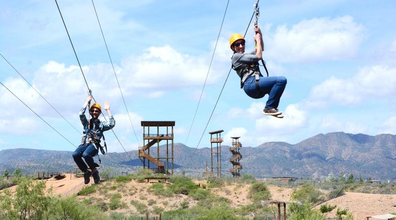 Kanab Zip Line Adventure