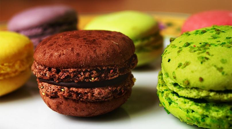 Learn to Make Macarons in Bellevue