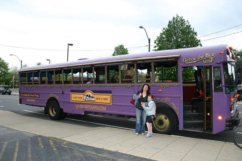 Kids Comedy Bus Tour of Asheville