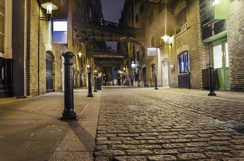 Guided London Ghost Tour in Spanish
