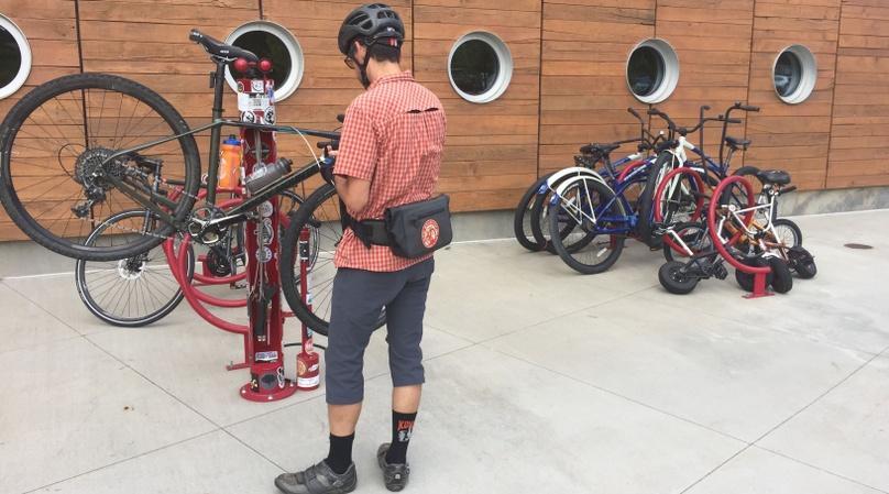 Asheville Urban Bike Tour