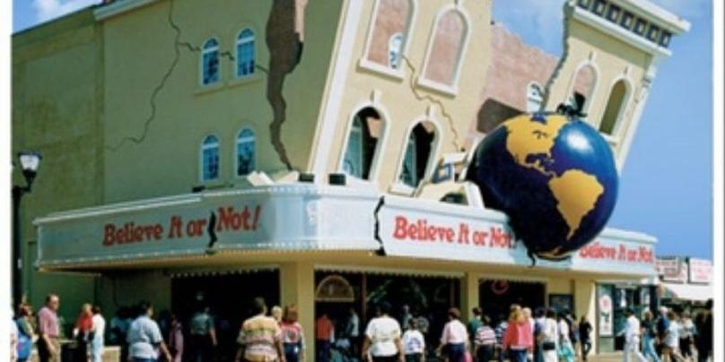 Ripley's Believe It or Not! Odditorium in Atlantic City