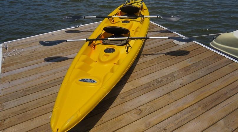 1-Hour Kayak Tandem Rental