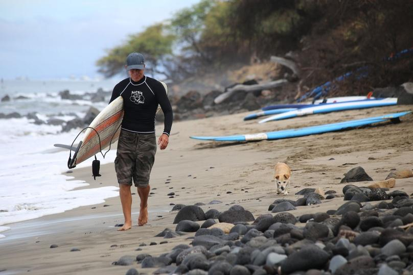 Private Surf Lesson in Maui