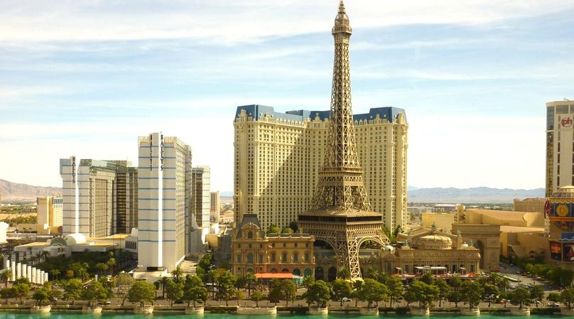 Two-Hour Limo Coach Tour for 22 in Las Vegas