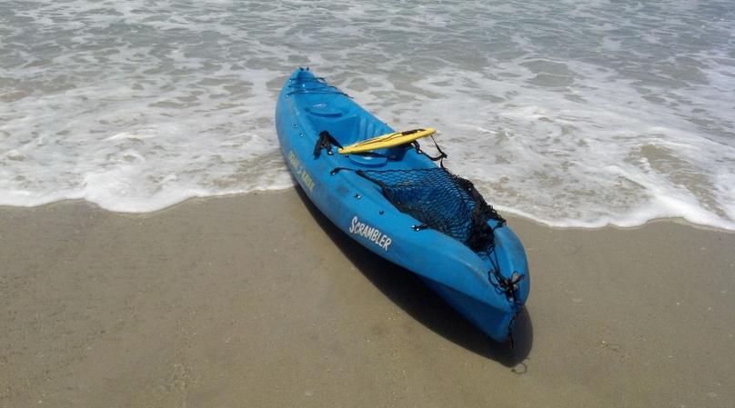 Full-Day Single Kayak Rental in La Jolla