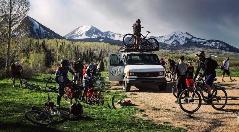 Shuttle Service to Beginner Moab Mountain Biking Trails